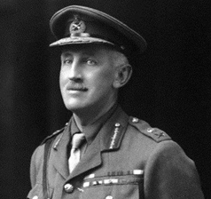 Gen. James F Noel Birch Artillery Adviser, Fourth Army then from May 1916 Artillery Advisor to Gen Haig.