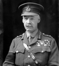 Gen. Sir Henry Rawlinson - Commander Fourth Army